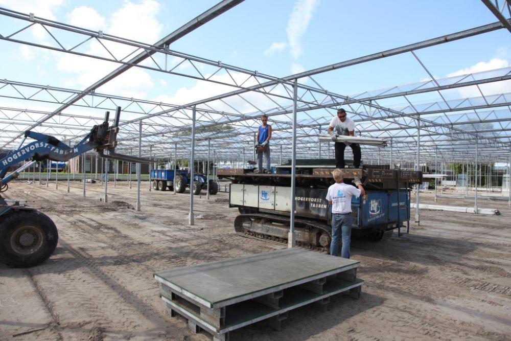 kassensloop kassensloopbedrijf kassensloper ht greenhouses ervaren kassenslopers 16