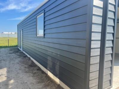 Kassenbouw project A kap schuur HT Greenhouses.5