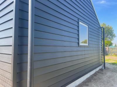 Kassenbouw project A kap schuur HT Greenhouses.6