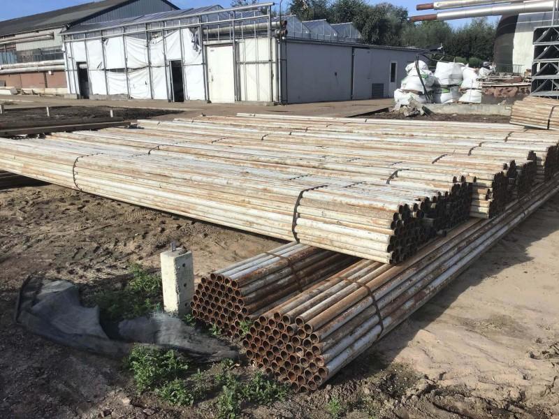KASMATERIALEN FOLDER Hogervorst Tabben HTgreenhouses kassenbouw sloop kasmaterialen